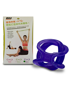 Goma estiramientos y fuerza - Dureza alta BF01-SH