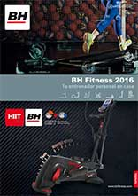 BH Fitness Catalogue 2016